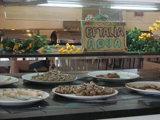 Eftalia Aqua Resort: Сладости
