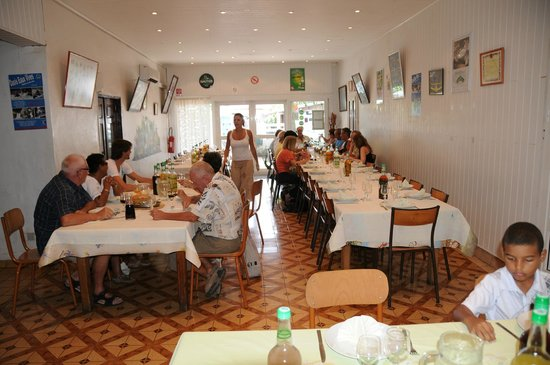 Ferme Auberge Annibal: Le restaurant