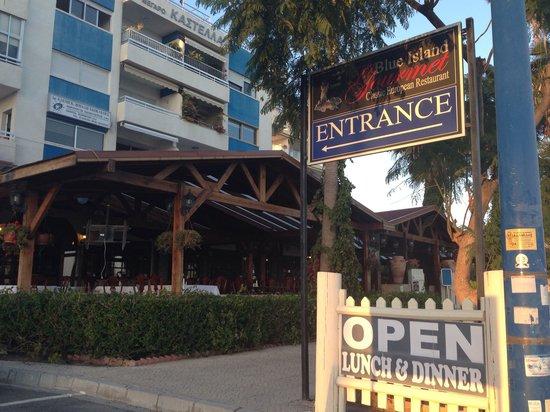 Blue Island Restaurant: Blue Island