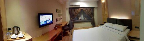 C'haya Hotel : Standard double room