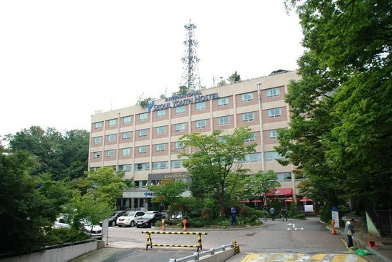 International Seoul Youth Hostel: Youth Hostel Seoul - in the centre and nature at the same time