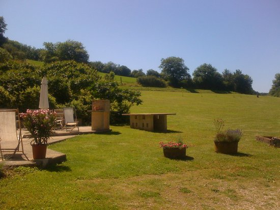 Borreze, Франция: coté terrasse