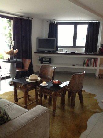 La suite Cassis: our suite