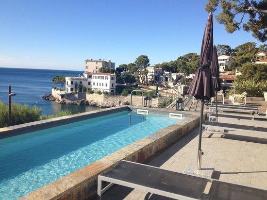 La suite Cassis: pool