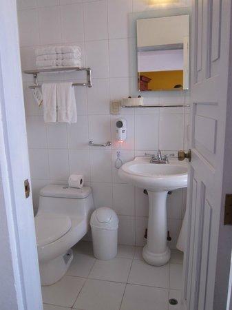 Terra Andina Hotel: Bathroom