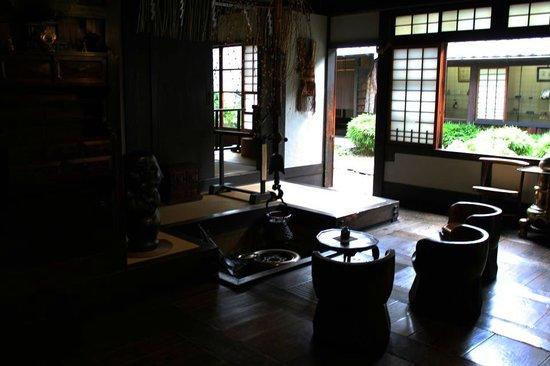 Kawai Kanjiro Memorial Museum: Interior of the house