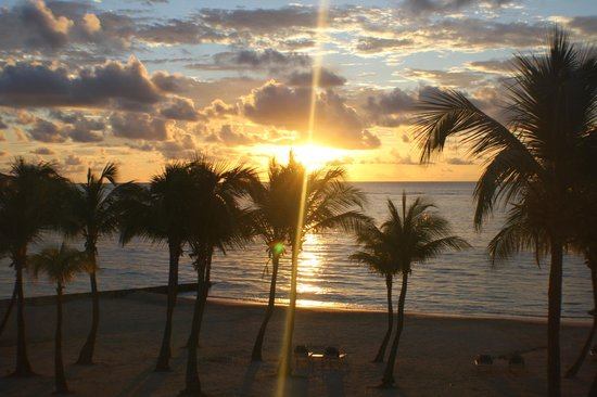 Divi Carina Bay All Inclusive Beach Resort: More sunrise