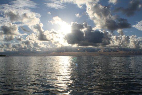 Divi Carina Bay All Inclusive Beach Resort: Sunrise