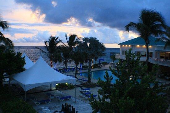 Divi Carina Bay All Inclusive Beach Resort: Sunset