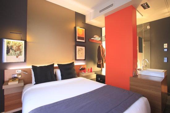 Fred Hotel: Chambre Classique