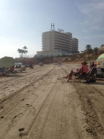 Playa de la Zenia: Well cleaned beach