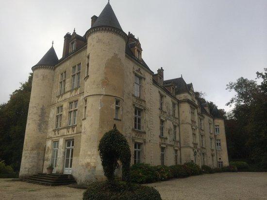 Chateau de Villeray : le chateau