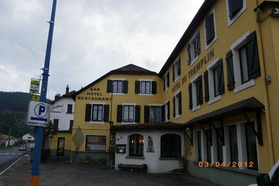Hotel Du Tremplin