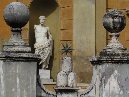 Maximus Tours Vatican Highlights : Vatican museum 1