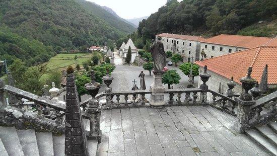 Peneda Hotel : Vista