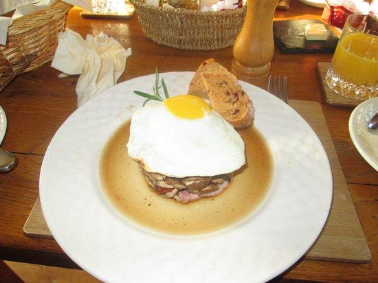 Barclay Farmhouse: Cooked Breakfast