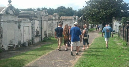 John Goodman Was Not Home Picture Of Garden District New Orleans Tripadvisor