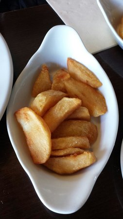 The Kings Arms: Chips