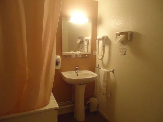 Hotel Alton: banheiro