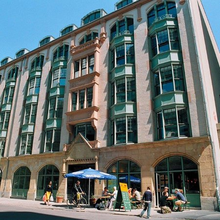 Citystay Mitte: citystay Hostel listed building