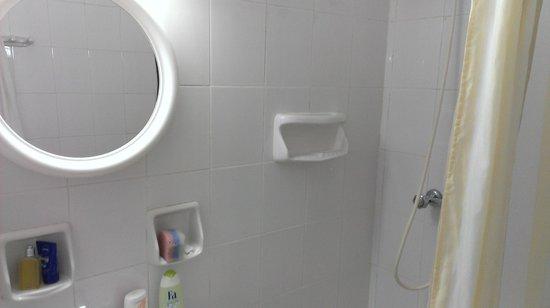 Europa Hotel: bathroom