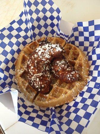 Nana G's Chicken and Waffles