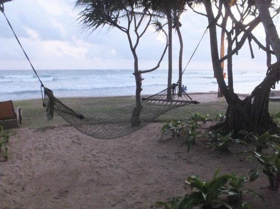 The Fortress Resort & Spa : Our hammock