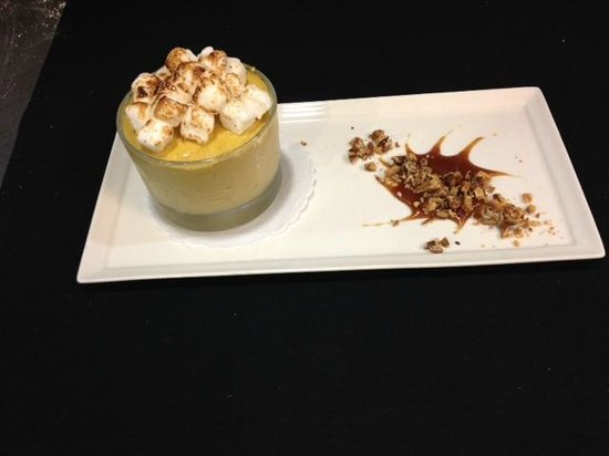 Coffee and Chocolate II: Pumpkin Mousse
