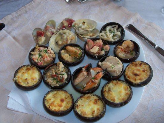 Hotel Frau Holle : Dinner at El Toro