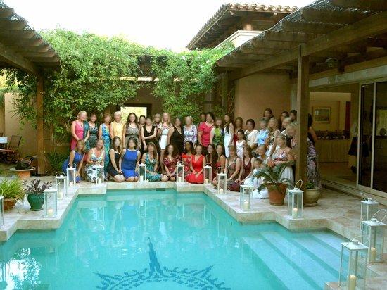 Villa Retreat Cyprus: Wedding at Villa Retreat, Cyprus