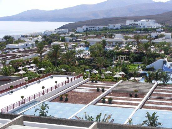 Balcony view picture of hotel costa calero puerto calero tripadvisor - Hotel costa calero puerto calero lanzarote espana ...