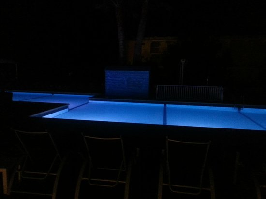 Vistasol Hotel & Apartamentos : Pool at Night