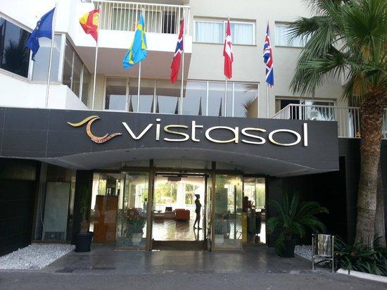 Vistasol Hotel & Apartamentos : Outside