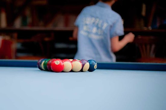 Ozturk Hotel Hisaronu: POOL TABLE