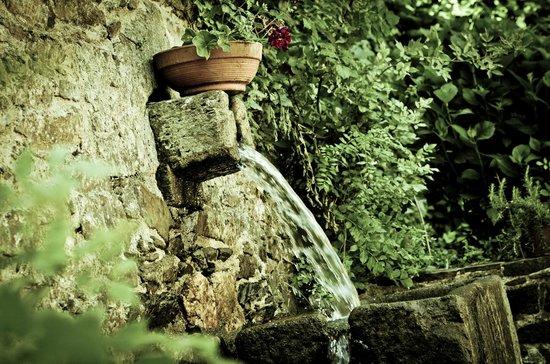 Lavacolla, สเปน: Jardín