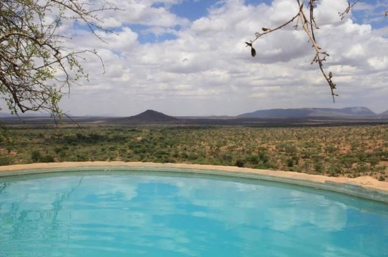 Tassia Lodge: Miles and miles and miles