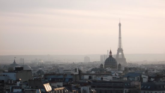 Mercure Paris Montmartre Sacre Coeur: photo from my room*