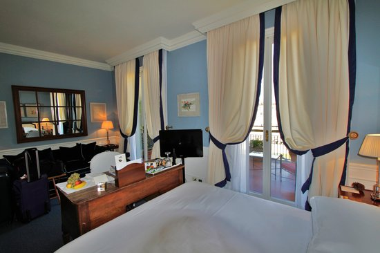 Hotel Lungarno: So comfortable that its is hard to leave for sightseeing