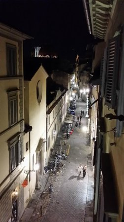 Porta Faenza: View From Room