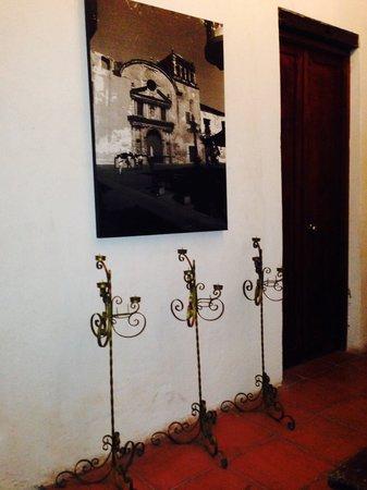 Hotel Casa Pedro Romero : Entrada