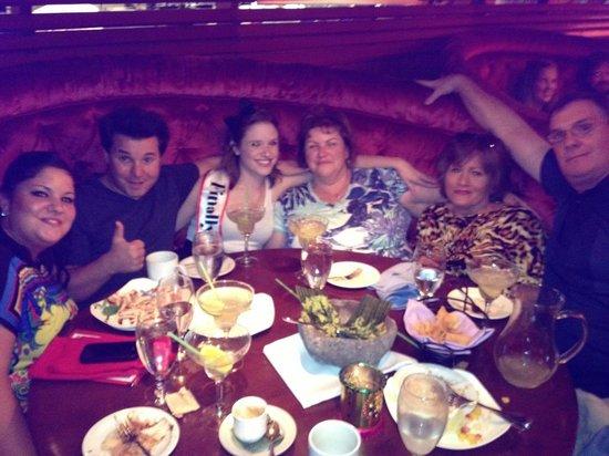 El Vez Restaurant: CELEBRATING TORI'S 21ST AT EL VEZ!!