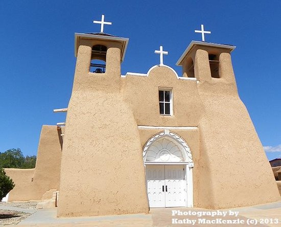 San Francisco de Assisi Mission Church: dup