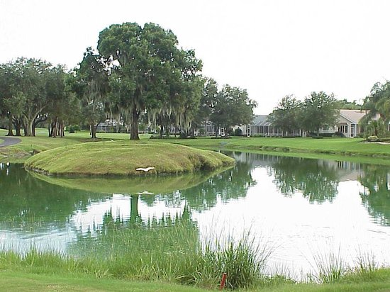Parrish, Floride : somewhere on the back nine