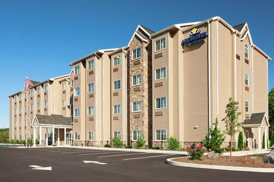 Microtel Inn & Suites by Wyndham Wilkes Barre: Exterior