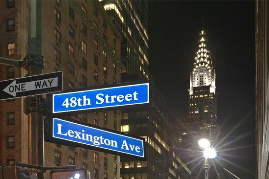 The Lexington New York City, Autograph Collection: Location