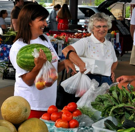 Farmer's Market (Summer) - Merriam, KS