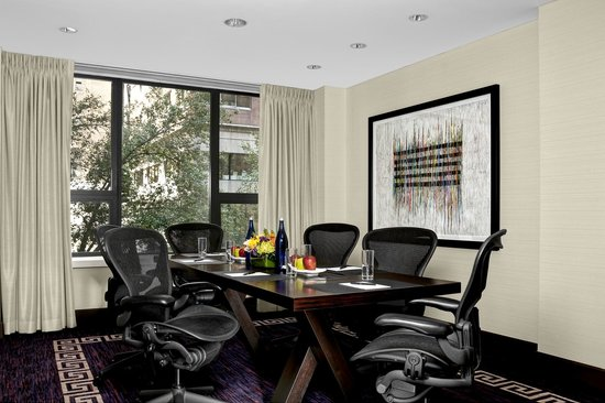 The Lexington New York City, Autograph Collection: Half-Note Meeting Room