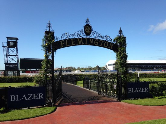 Melbourne Sports Tours: Flemington