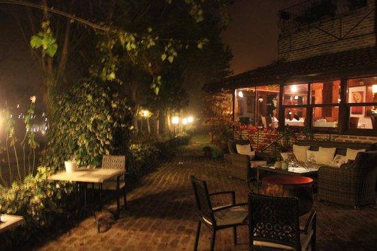 Agva Greenline Guesthouse : Sonbaharin renkleri