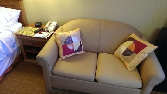 Adria Hotel And Conference Center: Studio Room